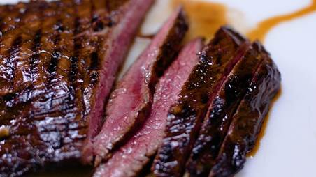 Steak Balsamica